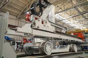 Выпуск новой модели Установки для ремонта скважин из горных выработок нефтешахт