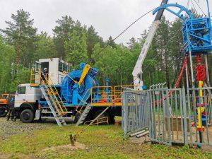 Техника российского производства прошла испытания на объектах ООО «Газпром ПХГ»